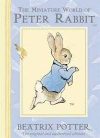 The Miniature World of Peter Rabbit (Potter) by  Beatrix Potter - 2010-01-01 - from Books Express (SKU: 0723262772n)