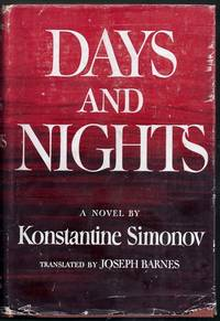 Days and Nights.  A Novel