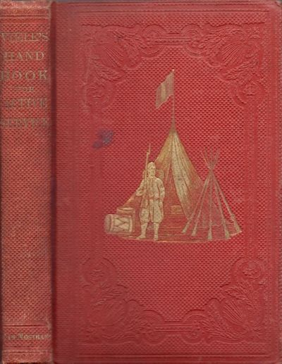 New York: D. Van Nostrand, 1861. First Edition. Hardcover. Good. 12mo. , 252 pages. Illustrations. R...