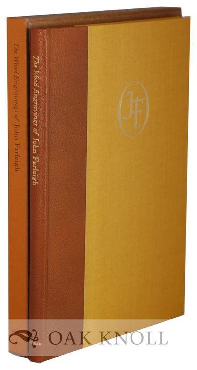 Henley-on-Thames: Gresham Books, 1985. quarter morocco over cloth, slipcase. Farleigh, John. folio. ...