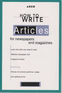 image of How to Write Articles for Newspapers and Magazines