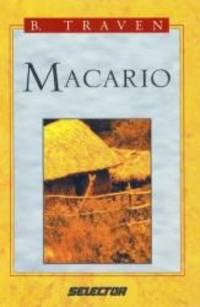 image of Macario (Spanish Edition)