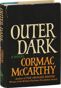 Outer Dark First Edition