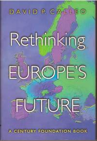 image of RETHINKING EUROPE'S FUTURE