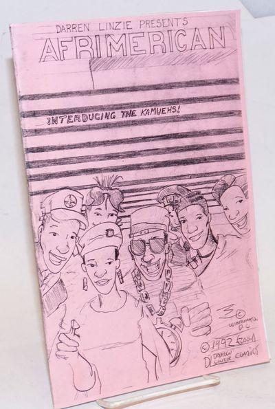 Oakland: DL Comics (self published), 2004. Staplebound. 12p., photoreproduced amateur comic book by ...