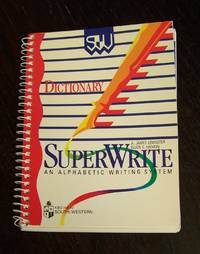 Superwrite : An Alphabetic Writing System