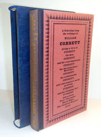 image of COBBETT'S ENGLAND. A SELECTION FROM THE WRITINGS OF WILLIAM COBBETT. With Engravings by James Gillray. Edited With an Introduction by John Derry.
