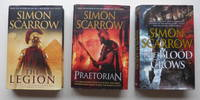 image of The legion, with, Praetorian, and, The blood crows [3 books]