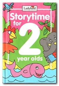 Storytime for 2-year olds