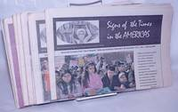"""image of Signs of the times in the americas, journal of the """"oscar romero"""" Faith and solidarity network"""