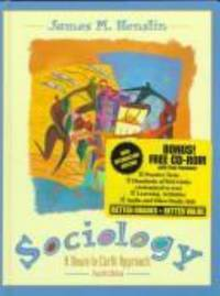 Sociology : A Down To Earth Appraoch (Interactive Edition)