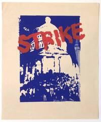 Strike [screenprint poster]