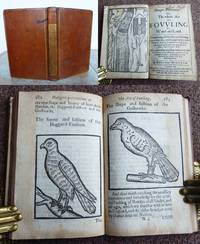 HUNGERS PREVENTION Or, the Whole Art of Fowling by Water and Land. Pages 134-183 on Falconry and Hawking. by :  Gervase - Hardcover - second edition - 1655 - from Roger Middleton (SKU: 33470)