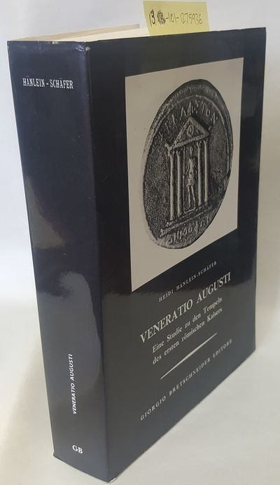 Rome: Giorgio Bretschneider Editore, 1985. Text in German; Large octavo; VG/VG paperback w/DJ; Black...