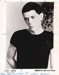 image of Original photograph of Lou Reed, circa 1973