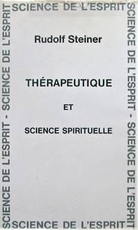 Thérapeutique et science spirituelle