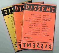 DISSENT  A QUARTERLY OF SOCIALIST OPINION by  et al [editors]  Irving; Norman Mailer - 1961 - from William Reese Company - Literature ABAA-ILAB (SKU: WRCLIT72997)