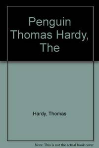 image of Penguin Thomas Hardy, The