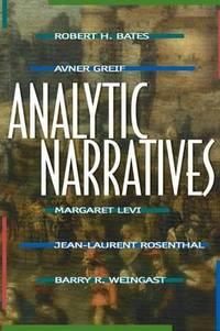 Analytic Narratives