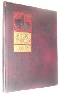 Crimson and Gold 1922: Yearbook/Annual Publication of The Ferris Institute (now Ferris State University)