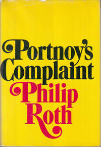 image of Portnoy's Complaint by Roth, Philip