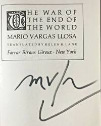 THE WAR OF THE END OF THE WORLD (SIGNED)