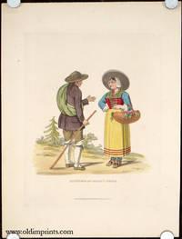 Costume of Mount Cenis