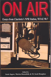 image of On Air: Essays from Charlotte's NPR Station, WFAE 90.7