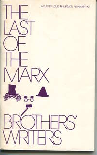 The Last of the Marx Brothers' Writers.