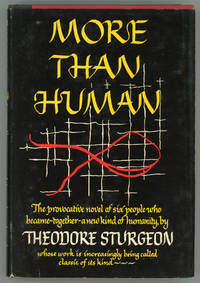 image of MORE THAN HUMAN