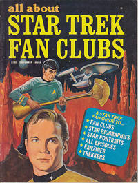 All About Star Trek Fan Clubs - December, Issue One, Collector's Issue