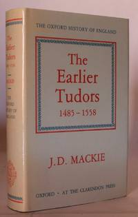image of The Earlier Tudors 1485-1558 (The Oxford History of England)