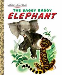 image of The Saggy Baggy Elephant (Little Golden Book)