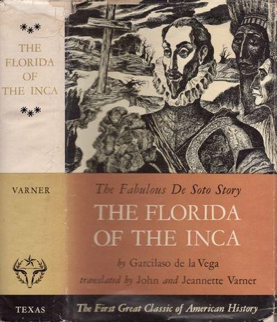 Austin: University of Texas Press, 1951. First Edition. Hardcover. Very good/fair. Octavo. xlv, , 65...