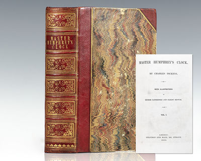 London: Chapman and Hall, 1840. First edition of this collection of short stories which originally a...