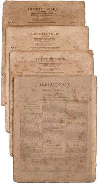"""""""A Song Supposed to have been written by the Sage of Monticello"""" [and five other satiric poems in]: The Port Folio, Enlarged (Volume 2: July, October-December, 1802)"""