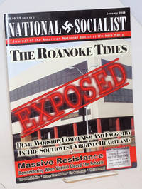 National socialist: journal of the American National Socialist Workers Party (January 2008)