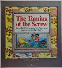 The Taming of the Screw  (Publisher's Promotional Poster)
