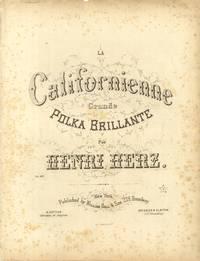 Californienne Grande Polka Brillante