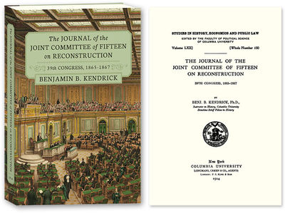 2012. ISBN-13: 9781616192730. ISBN-10: 1616192739. Kendrick, Benjamin B. The Journal of the Joint Co...