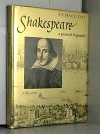 Shakespeare a pictorial biography