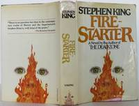 Firestarter by  Stephen King - Signed First Edition - 1980 - from Bookbid Rare Books and Biblio.com