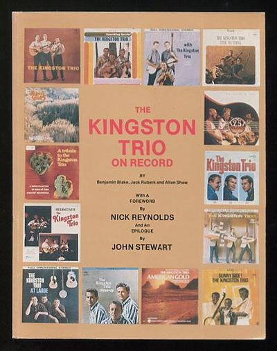 Naperville IL: Kingston Korner, Inc.. Near Fine. 1986. First Edition. Softcover. . Trade PB (B&W pho...