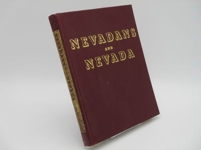 Reno. : Published by the author. , 1952. 2nd Edition.. Maroon cloth. . Very good, light soiling to c...