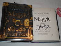 image of Magyk: Signed