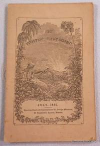 The Youth's Dayspring. Vol. V, No. 7. July 1854 by American Board of Commissioners for Foreign Missions - Paperback - First Edition - 1854 - from Resource Books, LLC (SKU: 034041)