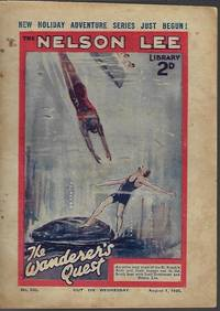 """image of THE NELSON LEE LIBRARY; The St. Frank's Weekly: No 530, August, Aug. 1, 1925 (""""The Wnderer's Quest"""")"""