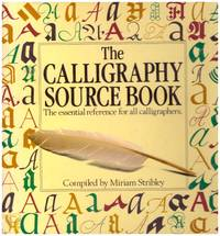 image of THE CALLIGRAPHY SOURCE BOOK