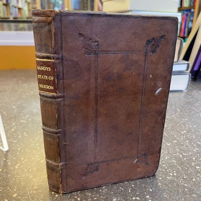 London: Thomas Basset, 1673. First. Octavo; G+/No jacket; Leather spine with gilt lettering; Four ra...