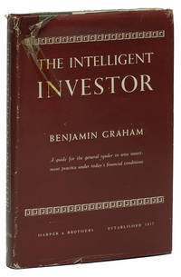 image of THE INTELLIGENT INVESTOR: A Book of Practical Counsel